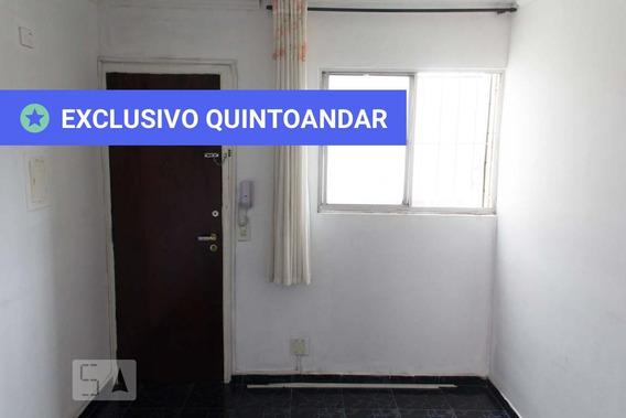 Apartamento No 3º Andar Com 2 Dormitórios E 1 Garagem - Id: 892984864 - 284864