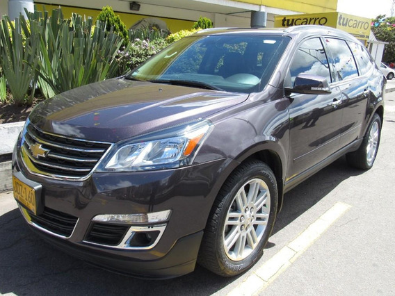 Chevrolet Traverse Awd Lt 3.6 At 8 Pjs