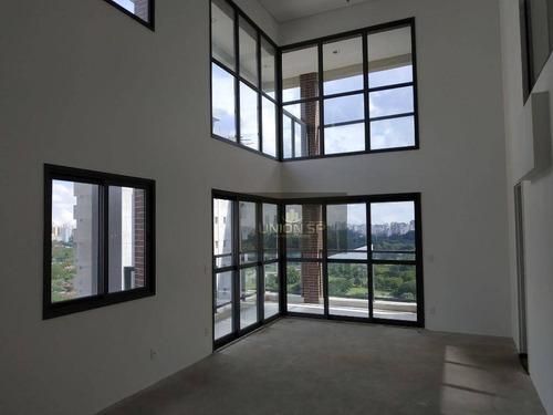 Imagem 1 de 30 de Cobertura Com 4 Dormitórios À Venda, 325 M² Por R$ 7.000.000,00 - Paraíso - São Paulo/sp - Co1738