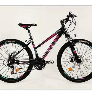 Bicicleta Aluminio 21v Mtb Slp Venecia26 Freno Disco Shimano