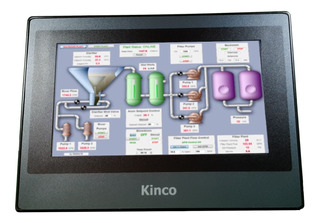 Hmi Kinco Mt4434te Touch 7
