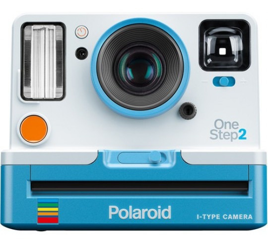 Câmera Instântanea Polaroid Onestep 2 Envio Hoj - Azul - Nfe