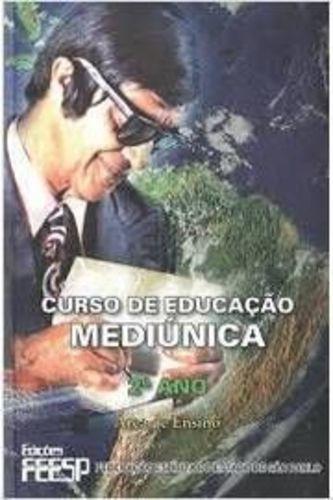 Revista Curso De Educação Mediúnica - 2º Ano Área De Ensino