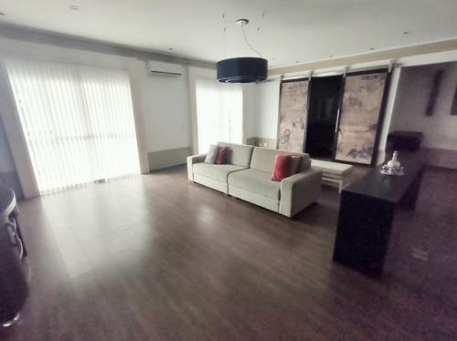Apartamento Com 3 Dormitórios À Venda, 200 M² - Pitangueiras - Guarujá/sp - Ap7109