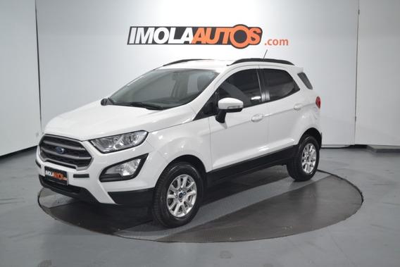 Ford Ecosport 1.5 Se M/t 2018 -imolaautos-
