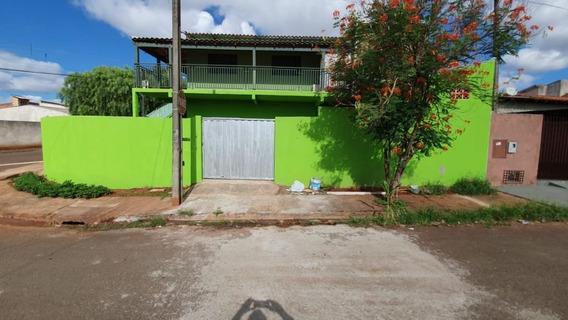 Casa Para Locação, Jd. Campos Verdes, Londrina, Região Norte. - Ca0295