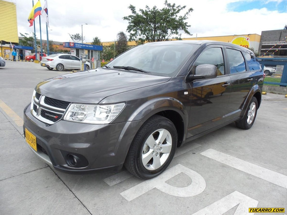 Dodge Journey Se/express At 2400cc 5psj 4x2