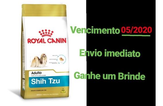 Ração Royal Canin Shih Tzu Adulto 7kg