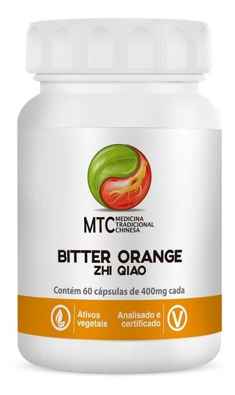Bitter Orange ( Zhi Qiao ) 400mg 60 Caps Mtc Mtc