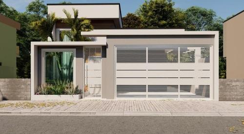 Imagem 1 de 4 de Casa Para Venda Em Cajamar, Portais (polvilho), 3 Dormitórios, 1 Suíte, 2 Banheiros, 2 Vagas - Ca-0151_1-1921026