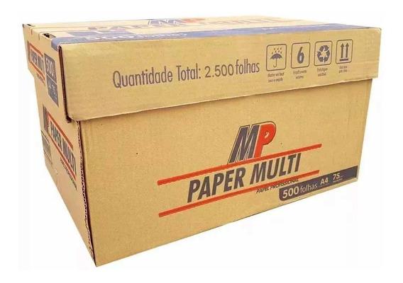 Papel Sulfite A4 Paper Multi 2500 Folhas
