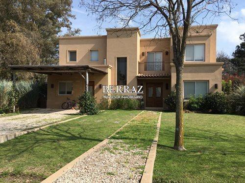 Imagen 1 de 9 de Oportunidad! Casa Venta Club De Campo San Francisco Manzanares - Pilar