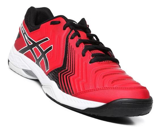 Tenis Asics Gel Game 6 Red #30 Tenis Voleibol Squash Fronton