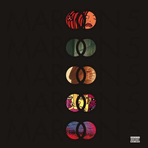 Vinilo Maroon 5 The Studio Albums [5 Lp Box Set]