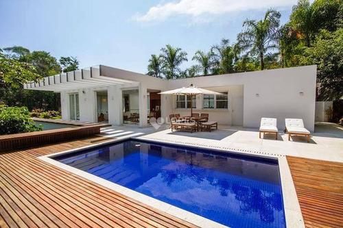 Imagem 1 de 18 de Casa Com 4 Dormitórios À Venda, 676 M² Por R$ 3.200.000,00 - Maria Paula - Niterói/rj - Ca13428
