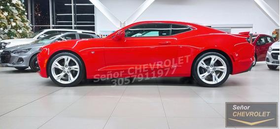 Camaro Ss 2021 50-50 0% Sin Interes