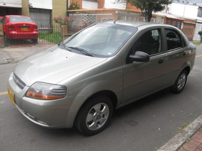 Chevrolet Aveo 2012 Único Dueño