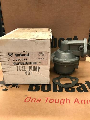 Bomba De Combustible Bobcat N/p 6516374