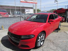 Dodge Charger Rojo 2015