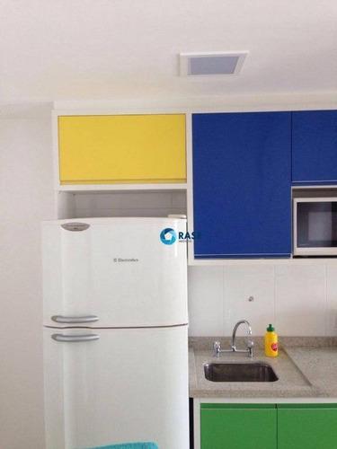 Apartamento Com 2 Dormitórios À Venda, 60 M² Por R$ 480.000,00 - Vila Andrade - São Paulo/sp - Ap11889