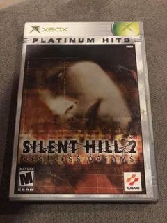 Silent Hill 2 Para Xbox!!! Completo