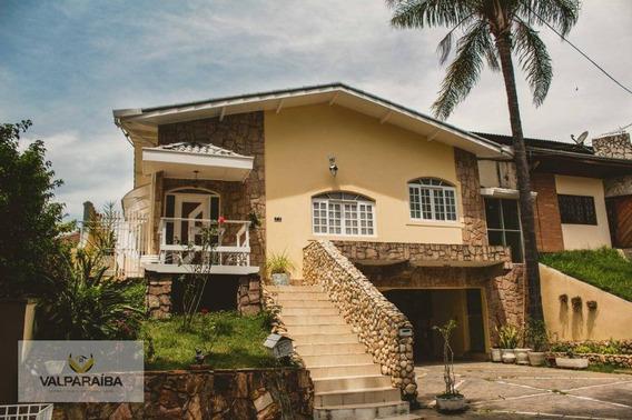 Casa Com 4 Dormitórios À Venda, 184 M² Por R$ 950.000 - Urbanova - São José Dos Campos/sp - Ca0159