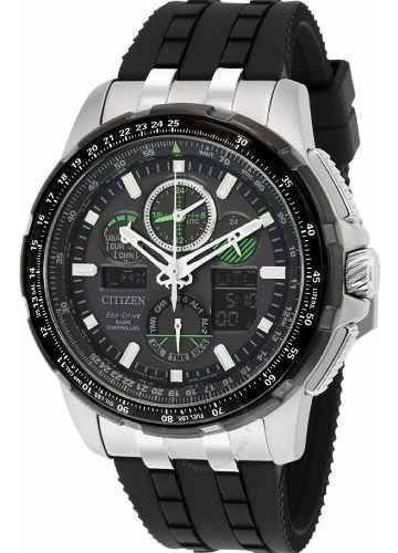 Relógio Citizen Jy8051-08e Skyhawk Lançamento Jy8051