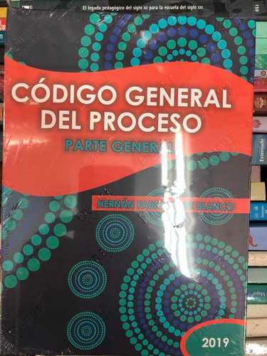 Código General Del Proceso Parte General