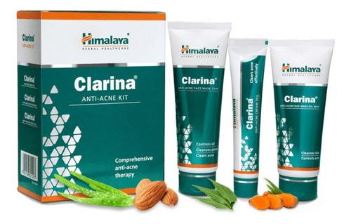 Kit Clarina Anti Acné Himalaya - L a $36667