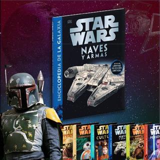 Enciclopedia Star Wars Nº 04 Naves Y Armas