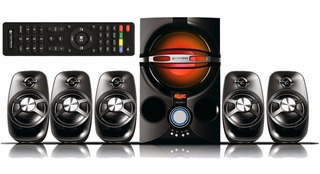 Home Theater 5.1 Stromberg Carlson