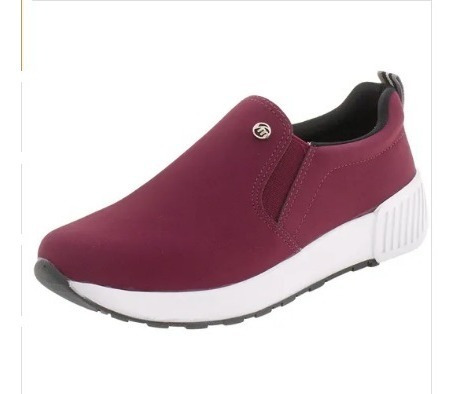 Tenis Feminino Casual Via Marte Slip On Varias Cores Top