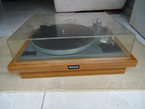 Toca Discos Palm Modelo Db-3000- L Made In Japan.