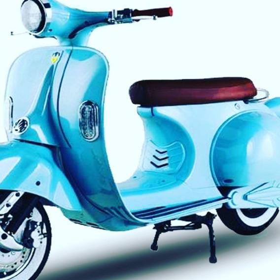 Moto Eléctrica Vintage Vespa Sunra