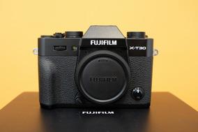 Fujifilm X-t30 Corpo - Preta