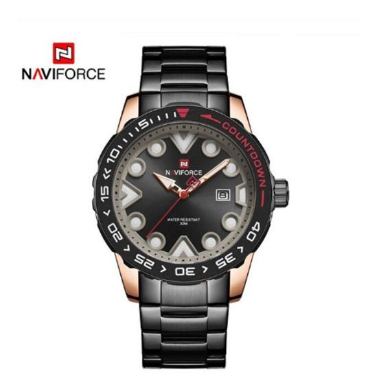 Relógio Masculino Esportivo Naviforce Nf9178 Top Original