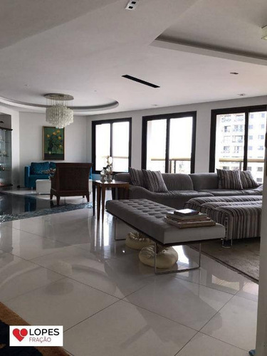 Imagem 1 de 29 de Apartamento Com 4 Dormitórios À Venda, 310 M² Por R$ 1.950.000,00 - Vila Regente Feijó - São Paulo/sp - Ap1357
