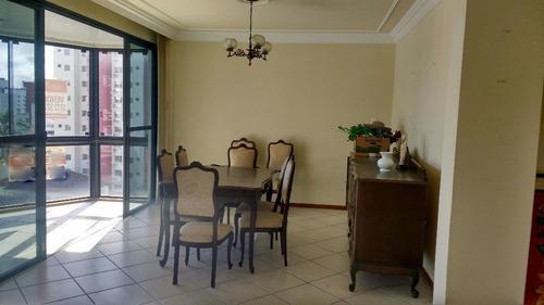 Imagem 1 de 19 de Amplo Apartamento No Centro Com Vista Mar. - Ap2390