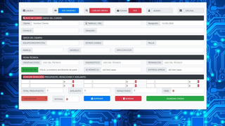 Software Talleres Servicio Tecnico Reparación En Red