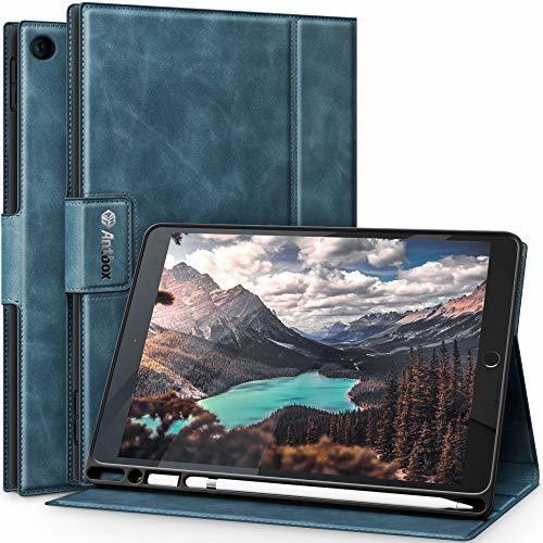 Imagen 1 de 8 de Funda Antbox Para iPad 10.2 2019 iPad De 7.a Generacion Con