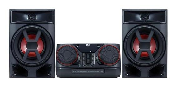 Mini System LG Xboom Ck43 220w 2 Usb Bluetooth Bivolt