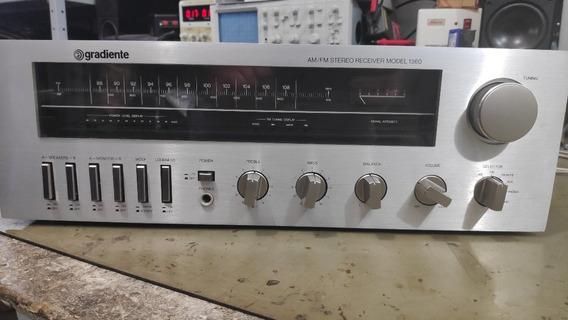 Gradiente Model 1360 Stereo Receiver