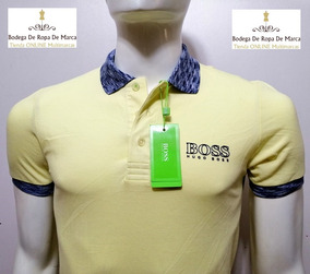 Camisetas Hugo Boss Tipo Polo