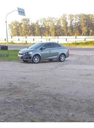 Chevrolet Sonic 1.6 Ltz Mt Mx 2014
