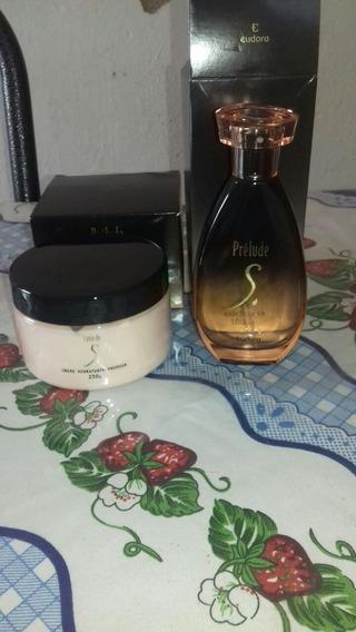 Perfume E Creme Hidratante Eudora