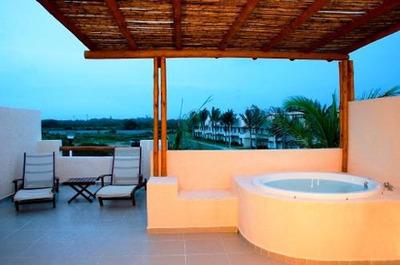 Cad Terrasol Residencial Villa 275 Roof Garden Con Jacuzzi