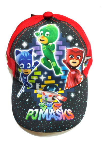 Gorro Con Visera Footy Pj Mask Heroes En Pijamas Fty Calzado