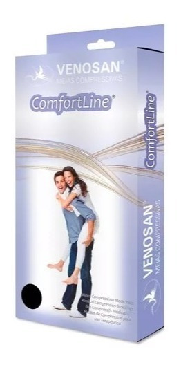 Meia Calça 20-30 Mmhg Comfortline Venosan