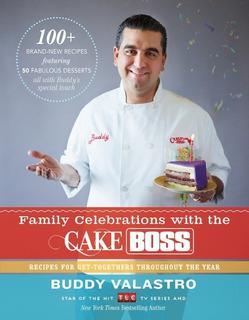 Libro Cake Boss Tortas Pasteleria Reposteria Recetas