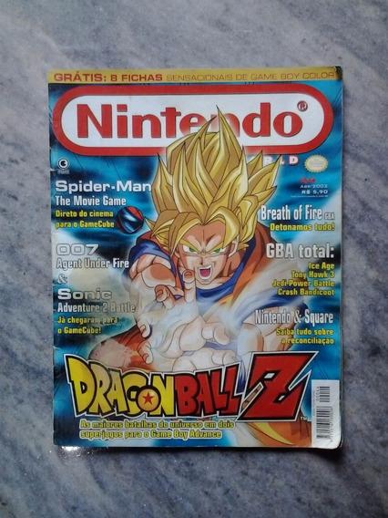 Nintendo World #44 Dragon Ball Z